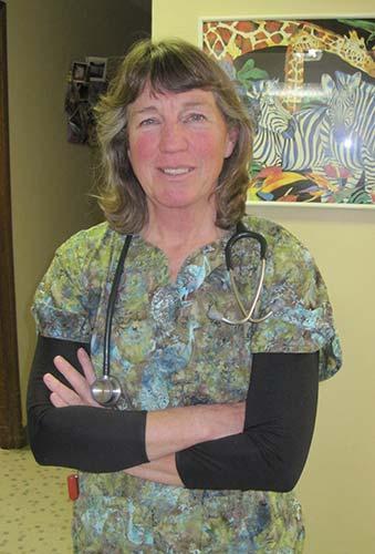 Cynthia Mills, DVM